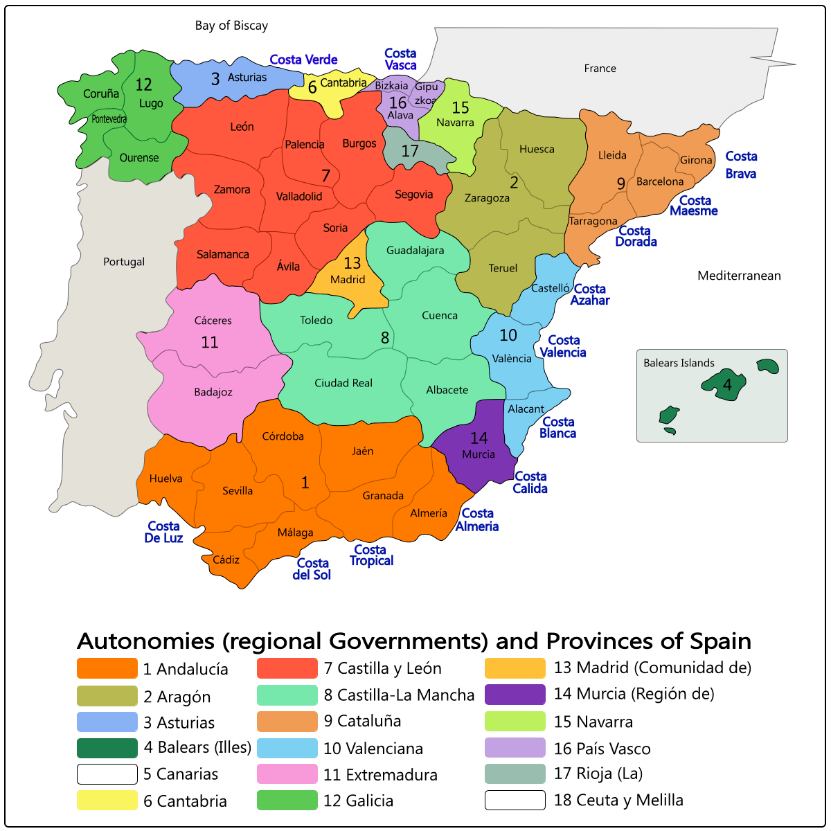 파일:Spanish-Regions-Provinces-1200X1200.png