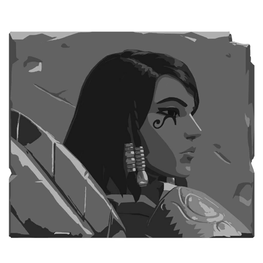 파일:Spray_Pharah_Stone.png
