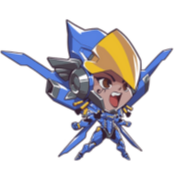 파일:Spray_Pharah_Cute.png