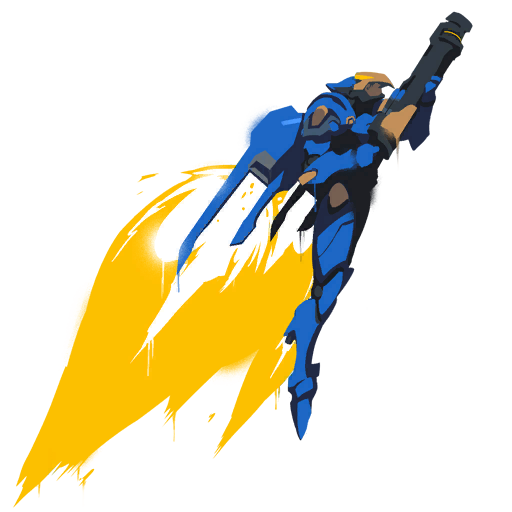 파일:Spray_Pharah_Rocket_Jump.png