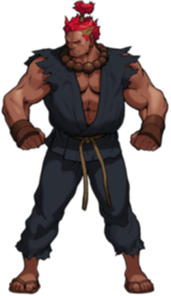 파일:Gouki-Street Fighter 3 2nd Impact_Character_artwork.png