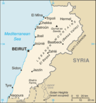 파일:external/upload.wikimedia.org/Lebanon-CIA_WFB_Map.png
