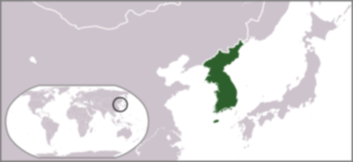 파일:external/upload.wikimedia.org/500px-Locator_map_of_Korea.svg.png