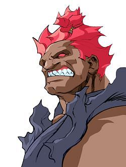 파일:Gouki_Street Fighter Zero 3 Double Upper_Character Select.jpg