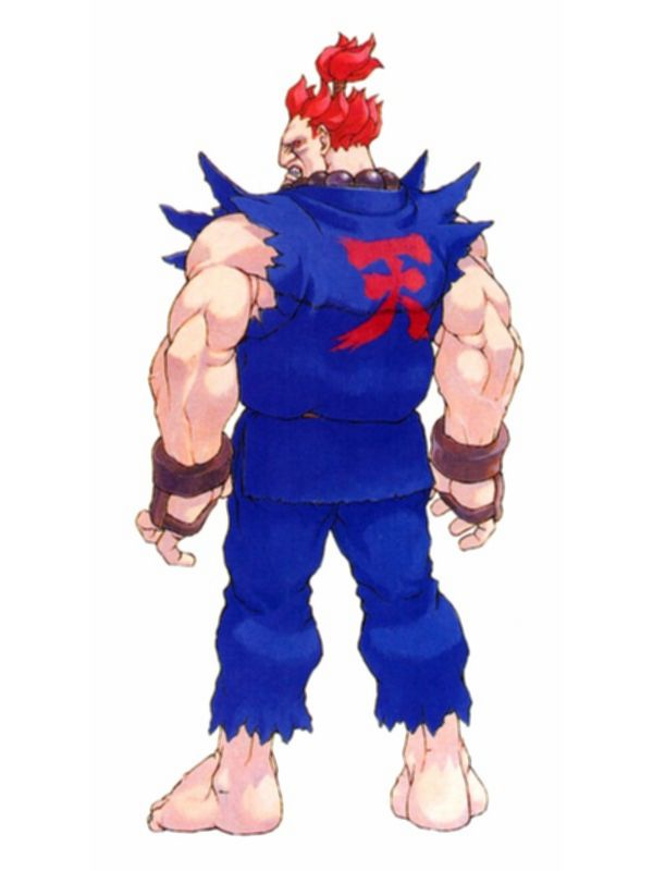 파일:Gouki_Street Fighter Zero 2.jpg