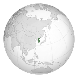 파일:Korea_(orthographic_projection).png
